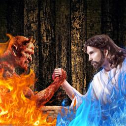 freetoedit jesus die diablo heven