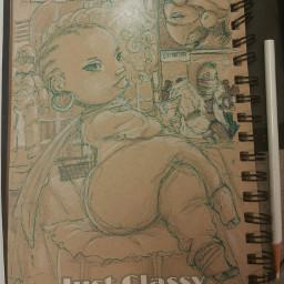 freetoedit pudding sketch drawing art