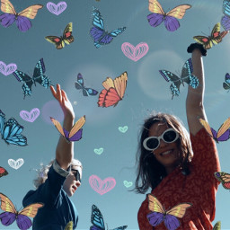 freetoedit butterfly dan madewithpicsart borboletas ircsoakingupthesun