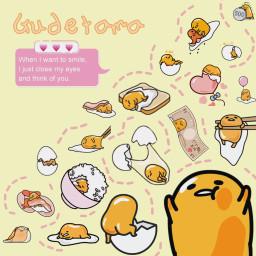 gudetama sanrio pastel pastelaesthetic cute freetoedit