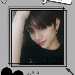 trcng hohyeon wallpaper kpop 호현 freetoedit