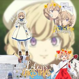 freetoedit kyokousuiri iwaganakotoko anime waifu