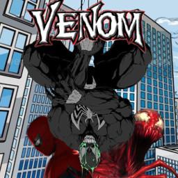 freetoedit carnage venom spiderman eddiebrock