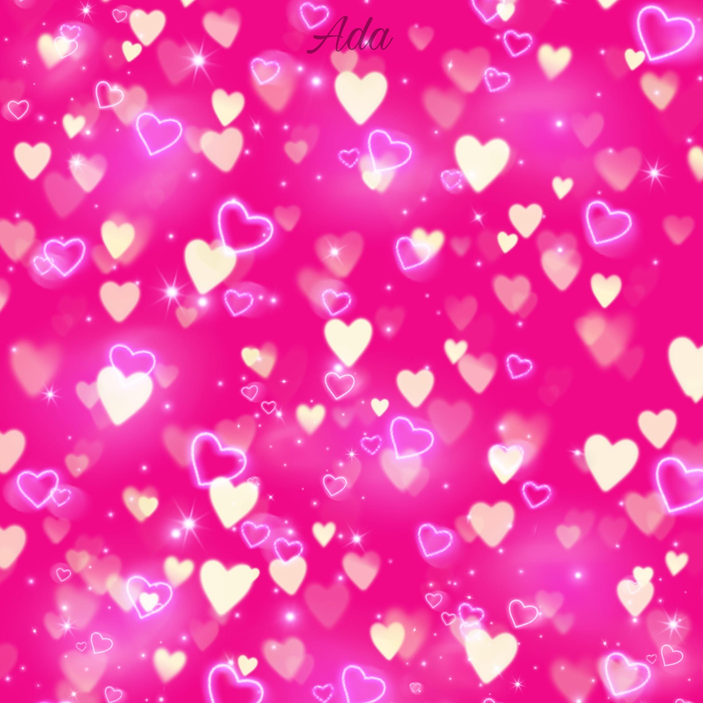 Remix it..!#madebyme#mybackground#background#pink #freetoedit #aesthetic#heart#remixit