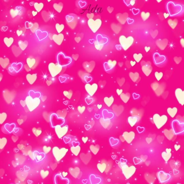 Remix it..! #madebyme#mybackground#background#pink #freetoedit #aesthetic#heart#remixit