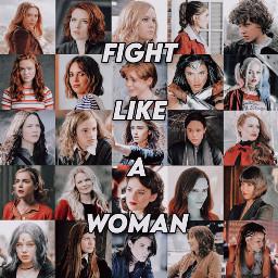 freetoedit woman feminism girlpower