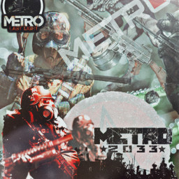 freetoedit metro2033 metroexodus game russia