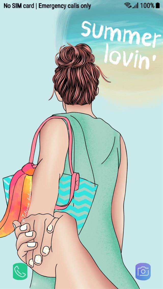 #freetoedit #myedit #madewithpicsart #summer #sea #outline #fotoedit #socute #beautiful