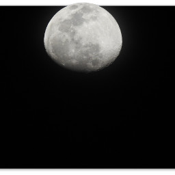 myphotography astronomy moon space lookingup