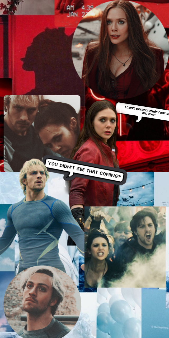 My new phone wallpaper!! #freetoedit #wandamaximoff #marvel #mcu #marveledit #mcuedit #wanda #maximoff #maximofftwins #scarletwitch #pietro #quicksilver #youdidntseethatcoming #youdidntseethatcoming? #icantcontroltheirfearonlymyown #red #blue #aesthetic #redaesthetic #blueaesthetic #marvelaesthetic #mcuaesthetic