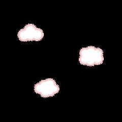 clouds soft cute pink softcore