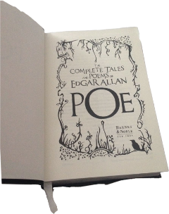 edgarallanpoe poe poetry book freetoedit
