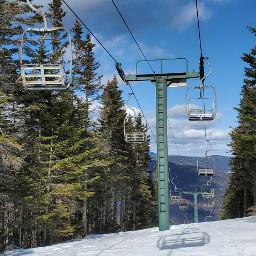 skiing ski mountain