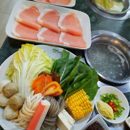 dinner chinesefood myclick soup shabushabu cooking