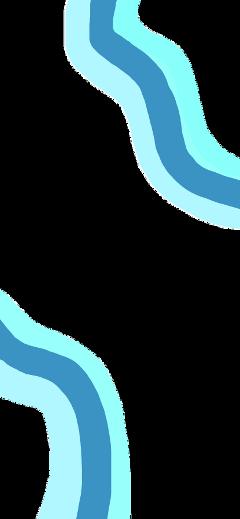 blue blueaesthetic lines aesthetic cute freetoedit
