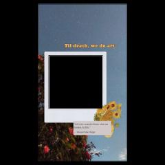 template phototemplate aesthetic freetoedit