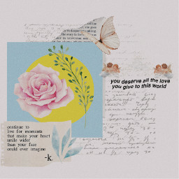 freetoedit aesthetic vintage collage scrapbook