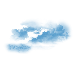 blue blueclouds clouds cloud fog ftestickers freetoedit