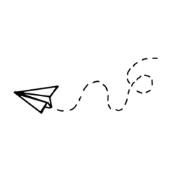 stickers airplane cuteaesthetic cuteairplain doodles freetoedit