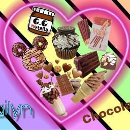 freetoedit chocolate