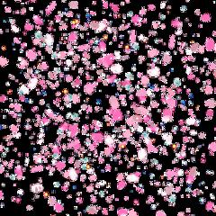 sindasinpr2freestickers pink fallingglitter snowing glitter dcsealways freetoedit