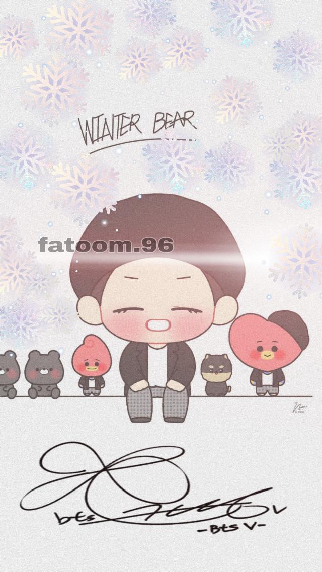 #winter baer#tata#v#taehyung #tae