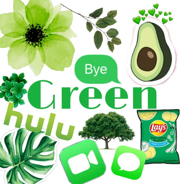 #freetoedit #green #lays #flower