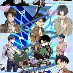 freetoedit aotlevi aotanime aot anime