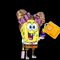 freetoedit vsco spongebob