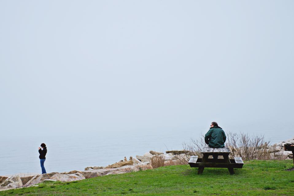 #freetoedit #outdoorphotography #oceanpark #oceanlove #foggydays Self isolation 🤣