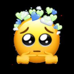 shy emoji emojiiphone emojiface tiktok freetoedit