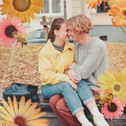 freetoedit spring love springflowers sunflowersflowers