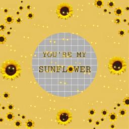 yellow subflower pretty requests grey freetoedit