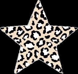 leopard star aesthetic freetoedit