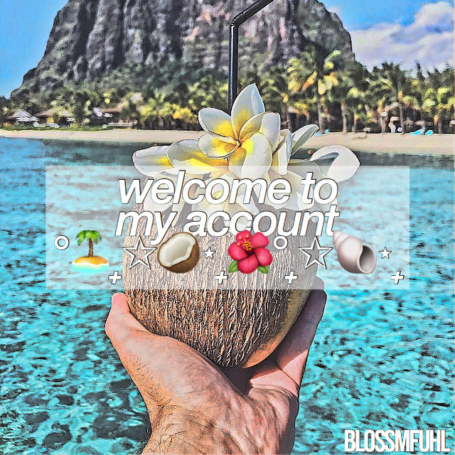 """open✰  ❝ welcome to my account! ❞  hi! @editology here aka cass. i've decided to start up a niche meme account. yes i know i have honeymoodave but i either forgot the password or it got hacked. so yea. here's my new one. it's going to have a tropical vibe. sorta. u cant rly theme niche memes. but we're gonna try. no we're not. idk. just hear me out ok. i'm gonna put my normal taglist here first so that the word gets out about my account because this will also be my backup in case i get hacked (pray that will never happen again!). so this is getting too long so bye  starting a taglist!  comment """"🏝"""" to be added!  °🏝₊✩🥥⋆₊🌺°₊✩🐚⋆₊  ( my main taglist: )  @grandesniches @hazel-cloudss @_green-eyes_ @itzjustsophie @lor_editz @qtcottril @scfteilish @limelight_seavey99 @jordan_limelight @bocafrappe @disqustcng @milknhcney @badherron @awiecafe @orngejwcewpvlp @everysunrisedies @i_need_mental_help @gqzebos @lcvelybqca— @-downey_holland- @pixxiekiss @flowerboxart @allmyloveforallie @limelights_unite @lushavnue @bxttercxp- @bessonsbabyx @aesthesticc @dreamistry @awhaylie @doraisthequeen"""