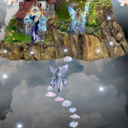 freetoedit fate fata elfo intal srcheadintheclouds headintheclouds