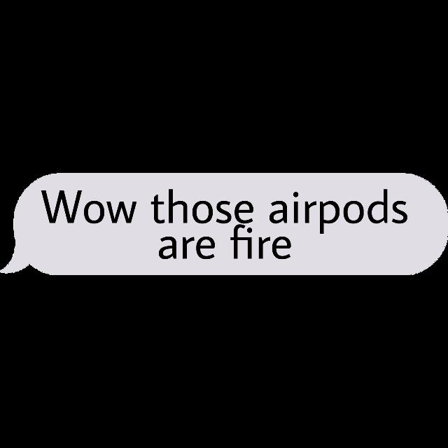 #airpodsfire #freetoedit