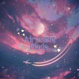 freetoedit wallpaper airplanemode vibes