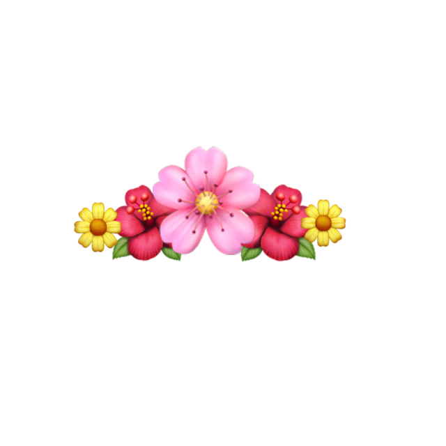 #flower #emoji #cute #freetoedit