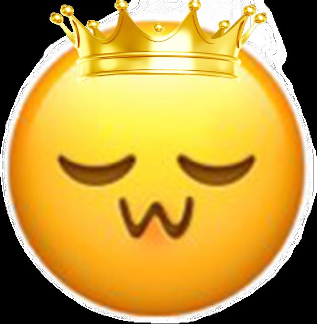 #freetoedit #uwu #UwU #crown #emoji