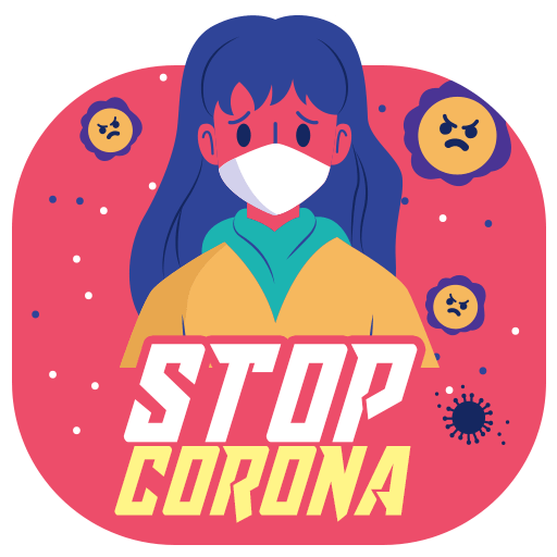 #virus #corona #coronavirus #stop #stickers #frame #background #colors #colorful #freetoedit