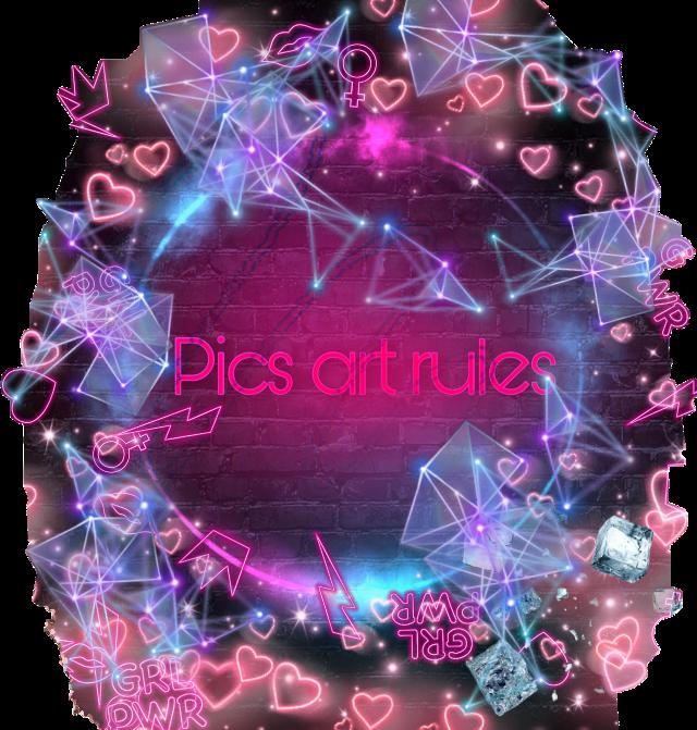 #picsartrules!