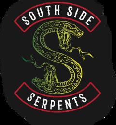 southsideserpents southsideserpent stickers riverdaleedits riverdalestrong freetoedit
