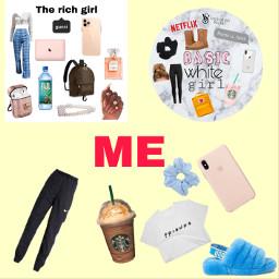 freetoedit whatareyou basicwhitegirl richgirl me
