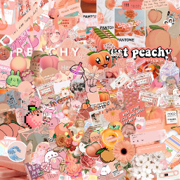 background backgroundedit backgroundtumblr backgroundaesthetic peach freetoedit
