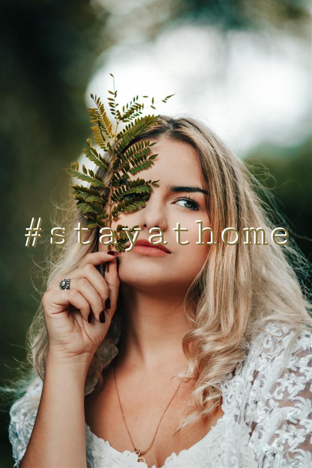 #freetoedit #remixit #girl #stayathome