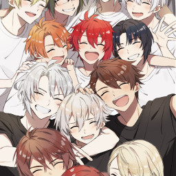 idolish7 trigger źooļ anime idols