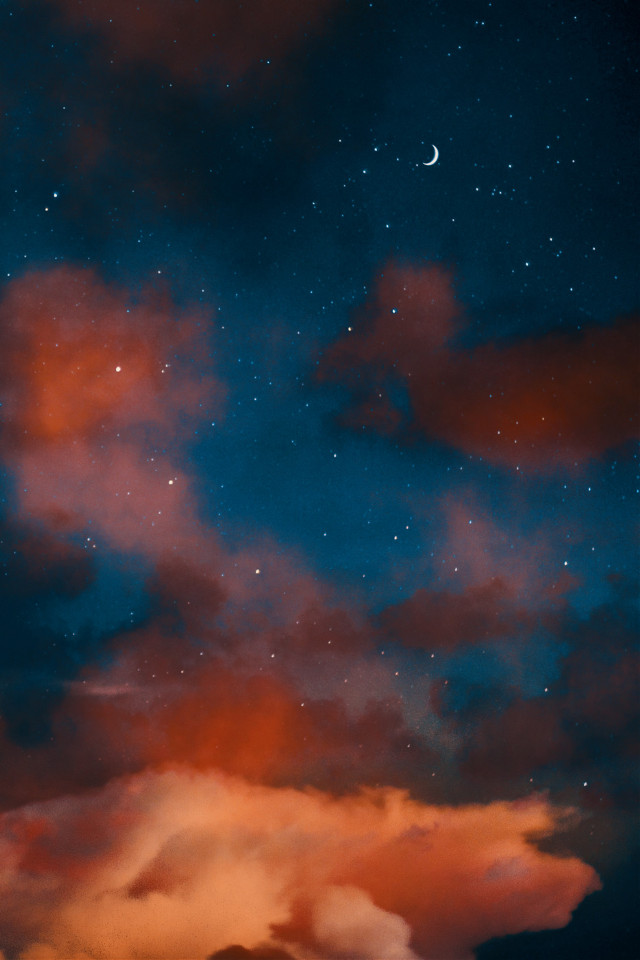 #freetoedit #background#clouds #cloud #sky #star#stars #moon #night #nature #papicks #galaxy #space #creative #madewithpicsart