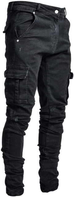 jeans men black freetoedit