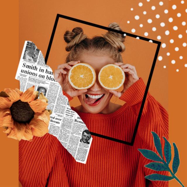 #freetoedit #orange